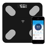 Bascula Inteligente Pesa Bluetooth Vidrio Templa Digital App