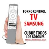 Estuche Protector Funda Forro Control Remoto Tv Samsung 4k