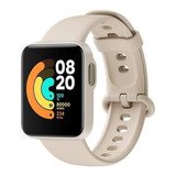 Xiaomi Mi Watch Lite 1.4  Caja  Ivory Malla  Ivory De  Tpu Redmiwt02