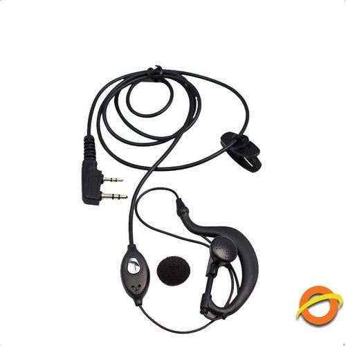 Auricular Microfono Manos Libres Baofeng Con Ptt Handies