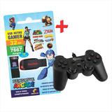 Pendrive Arcade 32 Gb + Joystick Usb + Envío Gratis