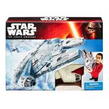 Star Wars Nave Han Solo Halcon Milenario Hasbro Supertoys