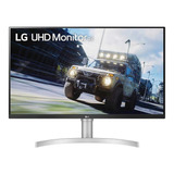 Monitor Gamer LG 32un550 Led 31.5  Blanco 100v/240v