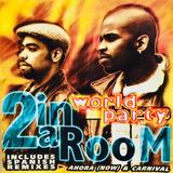 2 In A Room World Party Cd Original Importado Nuevo Cerrado