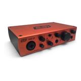 Interface Audio Externa Usb Esi U22xt 2 In 2 Out