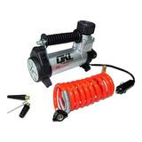 Compresor De Aire Mini Eléctrico Portátil Qkl Ai59 12v