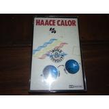 Haace Calor. Ingold Fattoruso. Cassete Original Impecable