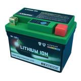Bateria Moto De Litio Skyrich 12v - Btx7l Bs   113x70x85