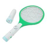 Raqueta Mata Zancudos Mosquitos R - Unidad a $16900