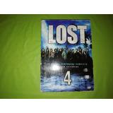 Serie Lost Temp 4 Completa