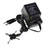 Fuente Cargador Universal Variable De 1.5v A 12v 6 Fichas Mc