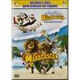 Dvd Os Pinguins De Madagascar: Uma Missão Especial - Lacrado Original