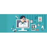 Medico Clínico,telemedicina,atención Medica A Distancia .