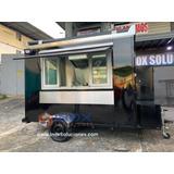 Remolque Tipo Food Truck Modelo Americano 10 Ft. Fabricantes