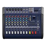 Consola Mixer Apogee Pc10 10 Canales 16 Efectos