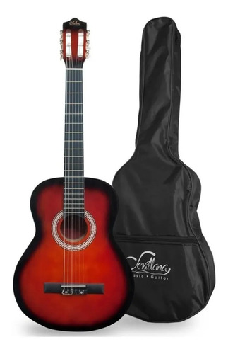 Guitarra Clásica Sevillana 34´´ Niños + Funda /sunbert/ 8459