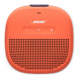 Parlante Bose Soundlink Micro Portátil Con Bluetooth Bright Orange