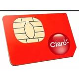 Sim Card Minutera De Claro
