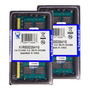 Memória Kingston Ddr2 1gb 533 Mhz Notebook 16 Chips 1.8v Original