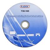 Disco Líquido Limpiador Lente Laser Cd Dvd Blu Ray 730-165