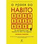 Livro - O Poder Do Habito - Charles Duhigg - Envio Imediato Original