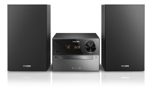Minicomponente Equipo Musica Philips Btm2310 Con Bluetooth