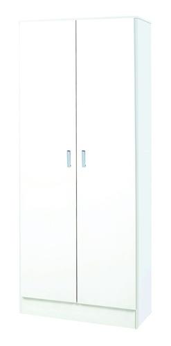 Despensero Gabinete Platinum 2 Puertas 3092 Tabaco  Blanco