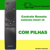 Controle Remoto Tv Samsung Smart