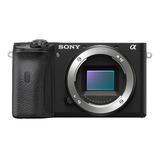 Cámara Sony Apha Ilce-6600 Aps-c Con Montura E