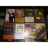 Importante Lote De Cassetes Rock/blues/pop Int Arg Y Uy