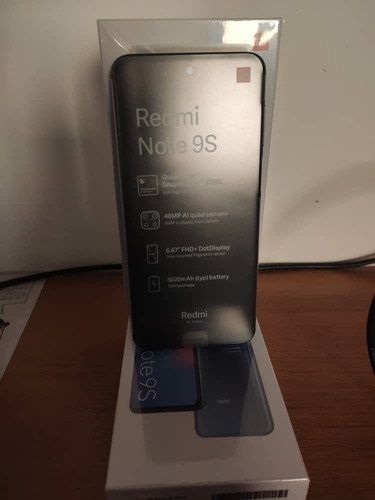 Redmi Note 9s 6gb Ram 128gb Memoria Interna