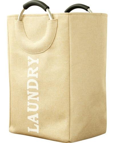 Canasto De Ropa Lavandería Premium Laundry