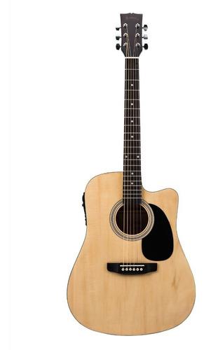 Guitarra Electro Acústica Memphis 964 Acero Varios Colores
