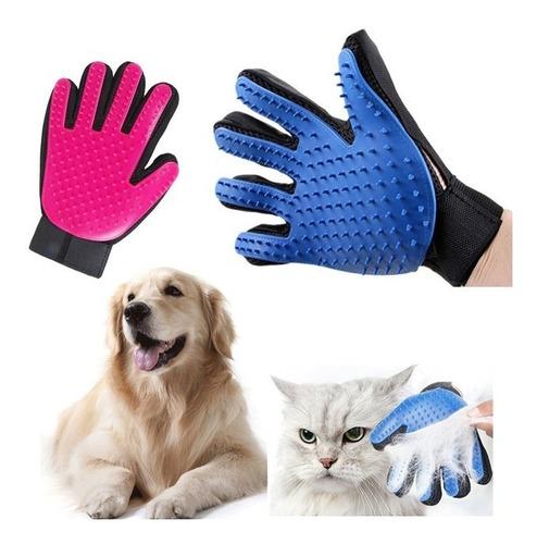 Guante Cepillo Removedor Pelo Peine Para Perro O Gato