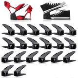 Zapatero Organizador Acomodador Zapatos De Lujo Set X 20 Und