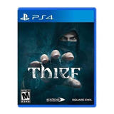 Thief  Square Enix Ps4 Físico