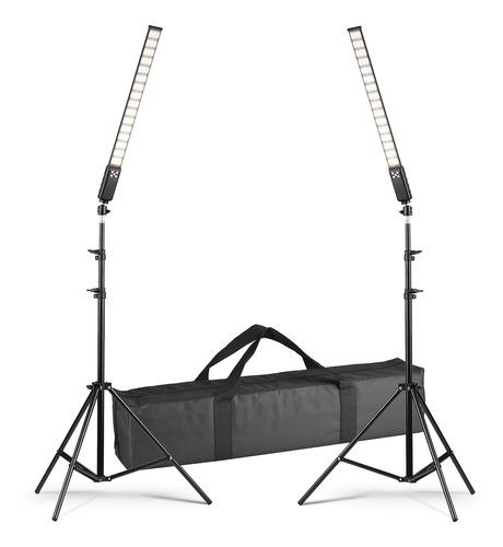 Andoer Studio - Kit De Luz Para Fotografía (incluye 2 Unidad