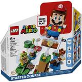 Set De Construcción Lego Aventuras Con Mario
