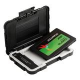 Carry Disk Enclosure Adata Ed600 Para Hdd Ssd 2.5  Usb 3.2