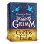 Box De 4 Livros Contos De Fadas Dos Irmãos Grimm Literatura Original