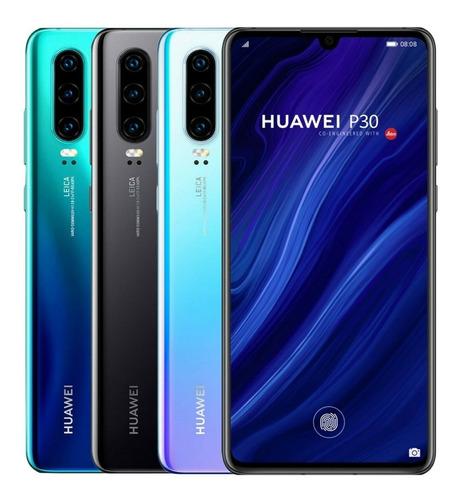 Huawei P30 128gb Ram 6gb - Nuevos Sellados Tienda Fisica