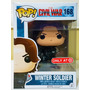 Funko Pop! Marvel Civil War - Winter Soldier #168 Target Exc Original