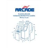 Como Construir Tu Maquina Arcade (planos)