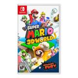 Juego Super Mario 3d World + Bowser's Fury - Nsw