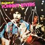 Johnny Rivers 1985 Lp The Best Of 13548 Original