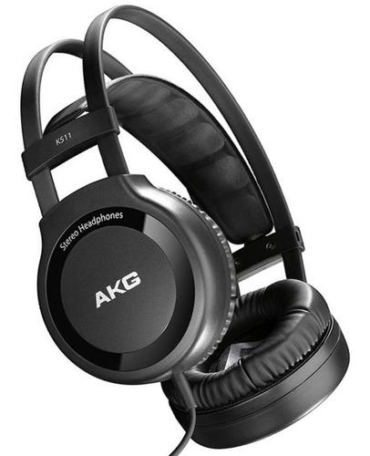 Auriculares Akg K511 Natural Sound - Cerrados - Envios