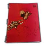 Cuaderno  Pentagramado Anillado Tapa Dura 50 Hojas