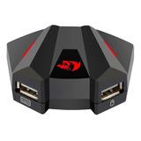 Adaptador  Gamer Para Consolas Redragon Vulcan
