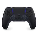 Joystick Inalámbrico Sony Playstation Dualsense Cfi-zct1 Midnight Black