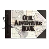 Album Para Fotos Our Adventure Book Vintage - 20 Hojas